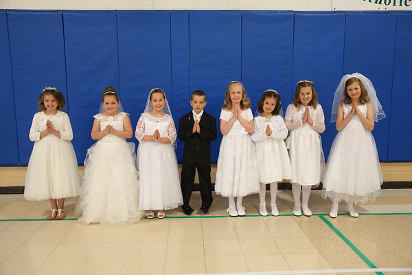 I.C.C. - First Holy Communion 2018