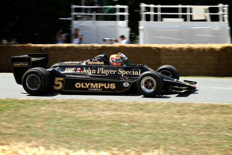 Jarno Trulli, Lotus-Cosworth 79 (1978)