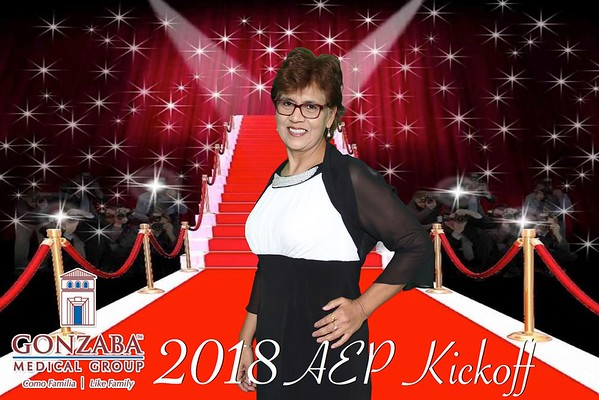 Gonzaba 2018 AEP Kickoff