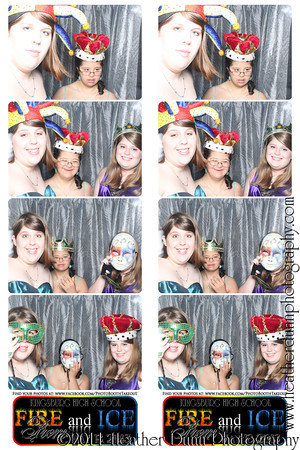 KHS Prom - May 18, 2013 - The Photo Booth Strips