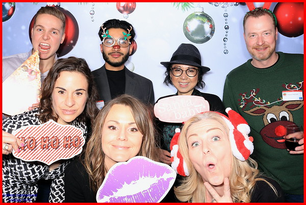 Colliers International Calgary Holiday Party 2019