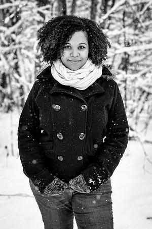 Denae - Snow day