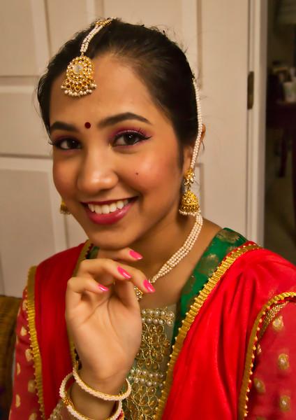 Radhika Dance performance