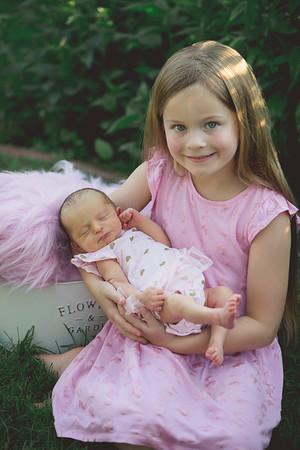 Love Grows Here- Sabrina's Newborn Photo Series