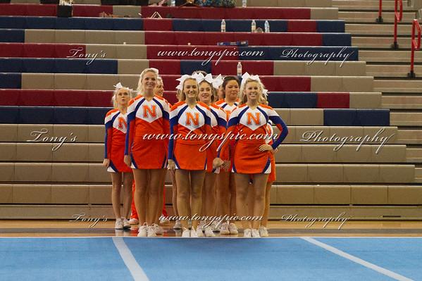 Cheer Squad @ Heritage  27 Sept 2014