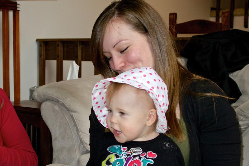 Makenzie and mom
