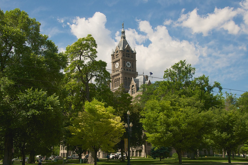 City Hall and County Building