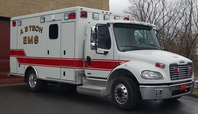 A-B Tech Community College EMS