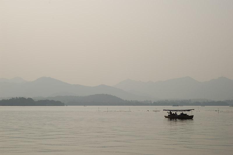 West Lake - Hangzhou