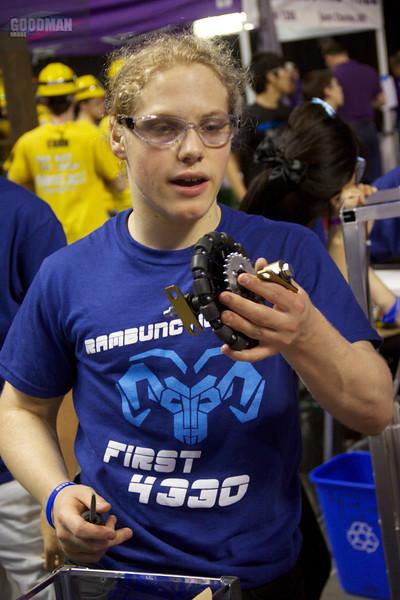 Saint Louis Robotics Regional Competition 2012
