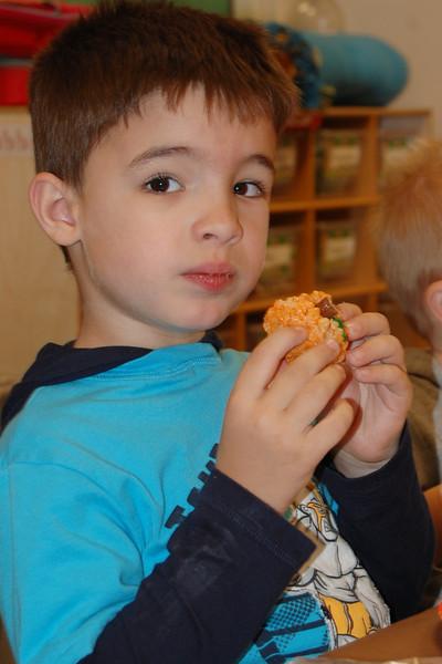 Preschool Harvest Party