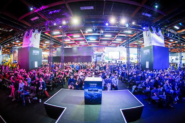 Intel Extreme Masters Taipei 2016