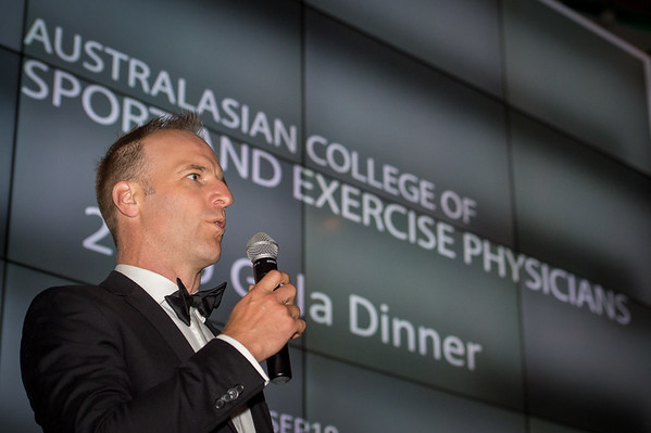 Australasian College of Sport & Exercise Physicians Gala Dinner