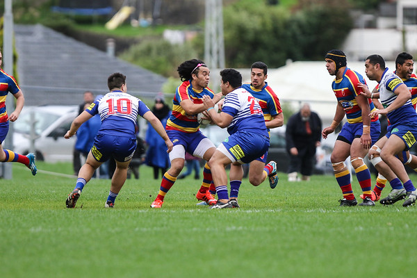 Tawa Premier v Norths - 16 May 2015