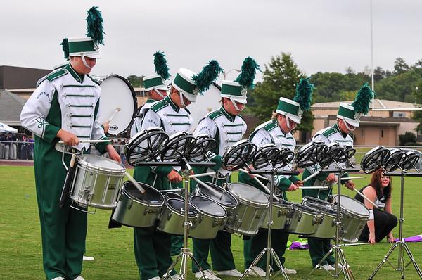 Lake Guntersville Marching Festival, October 6, 2012