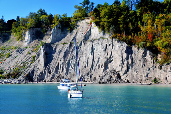 Scarborough Bluffs Park  (October 2018)