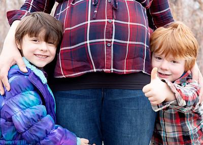 Katelyn & Family