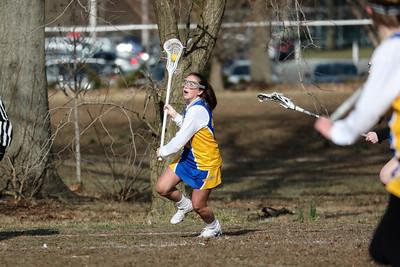 Girls Junior Varsity B Lacrosse –2019