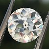 .86 Old European Cut GIA I VS1 46