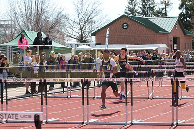 100M Hurdles Men - 2017 Spartan Invitational
