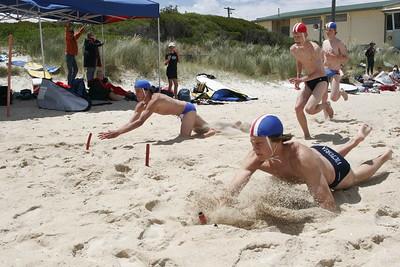 Beach Flags Male - Mord 051204