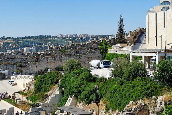 Jerusalem - Museu de Arqueologia Muçulmano