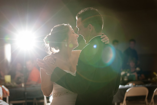 Paige & Steve ~ A Wedding