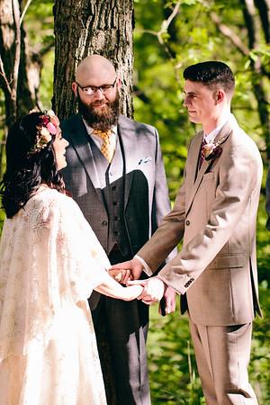 Alexandra & Javin, the wedding