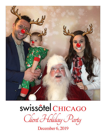 "Swissotel Chicago ""Client Holiday Party 12/6/19"""