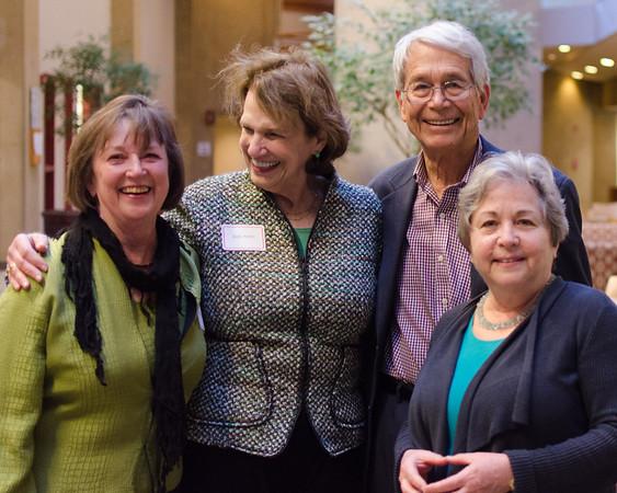 Judy Avery visits STEP 2013