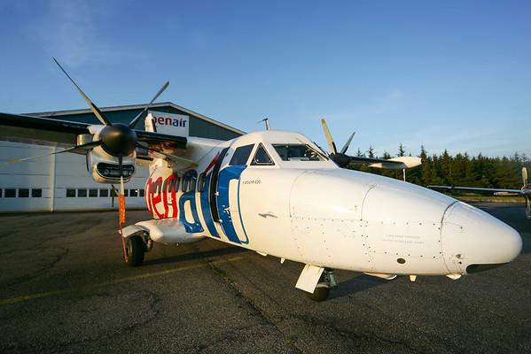 OY-PBI - LET L-410 UVP-E20