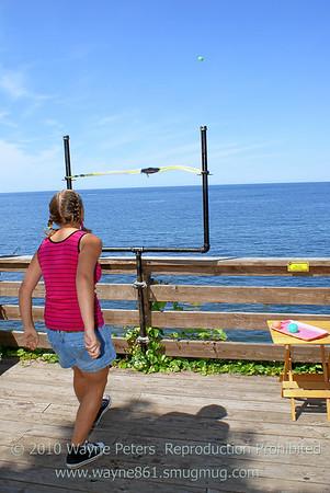 Sea Creatures invade Olcott, 2007