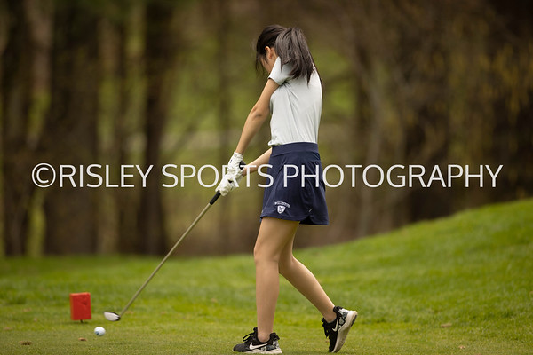 Girls Golf- April 28, 2021