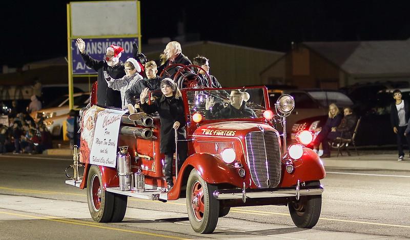 Bullhead City Boom Box Parade