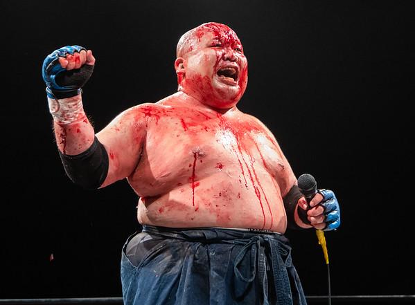 Wrestling/プロレス