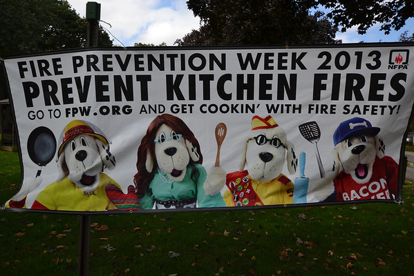 10/13/13 - New Milford, NJ Fire Prevention Day