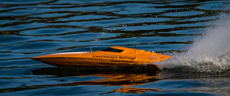 Castaway's RC Boat Worx Club, Misc July practice sessions