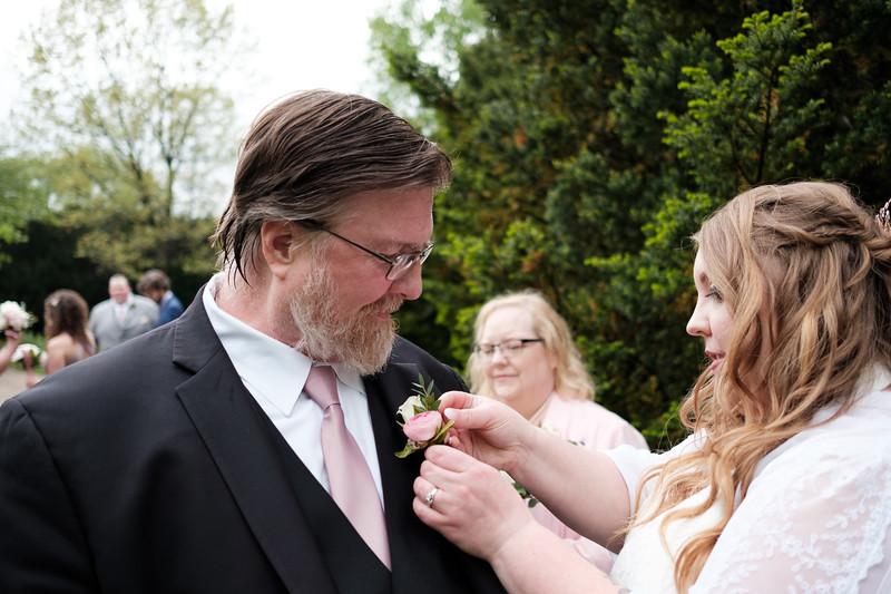 Jessica & Ivan's Klehm Arboretum Wedding