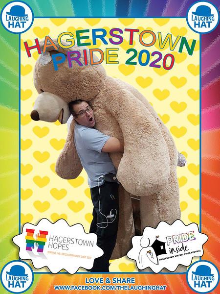 Virtual Hagerstown Pride