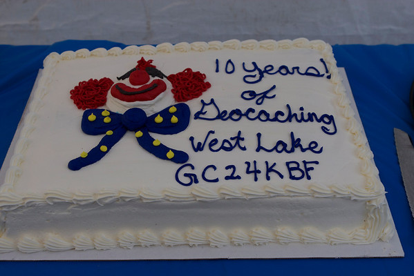 Geocaching 10 Year Party!