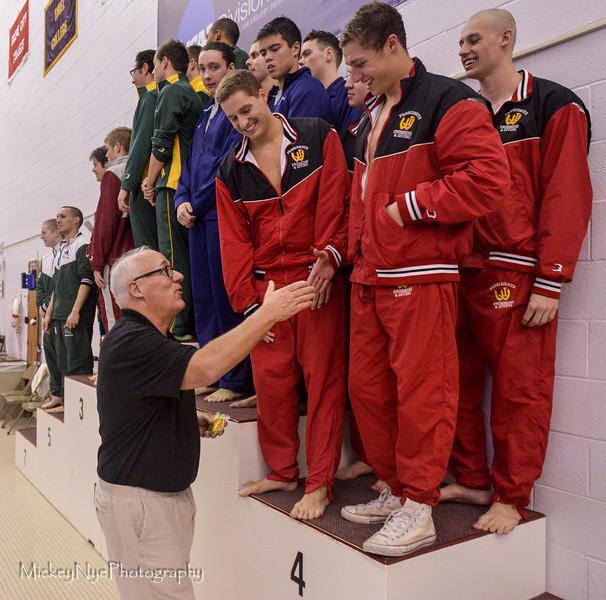 02-11-17 Swim Day3 Coach-O Highlights