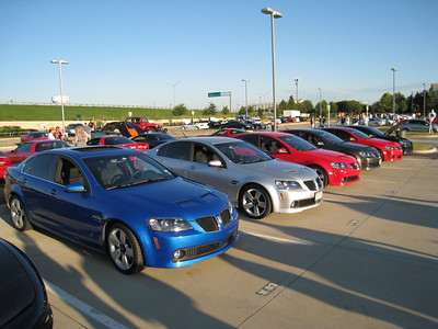 Cars & Coffee Dallas 09-26-09
