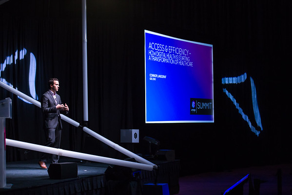 Summit Stage: Access and Efficiency- How Digital Health is Starting a Transformation of Healthcare