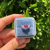 1.71ctw Ruby and Diamond Trilogy Ring 40