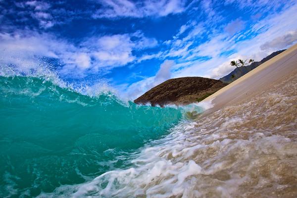 maili shore break