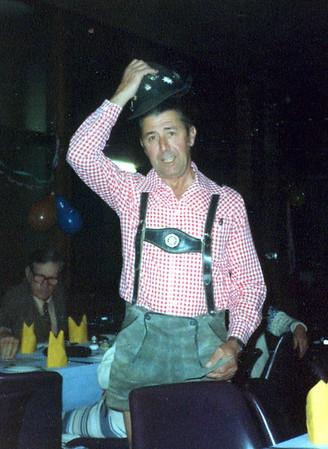 1983: Miss Wagga German Night