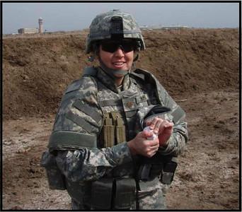 Beth's Iraq Adventure