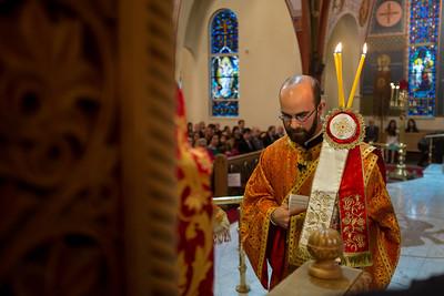 Petrides Ordination