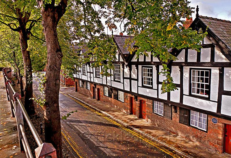 Nine Houses, Park Street, Chester