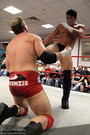 LPW 7/26/13 -Matt Saigon vs Andy McKenzie